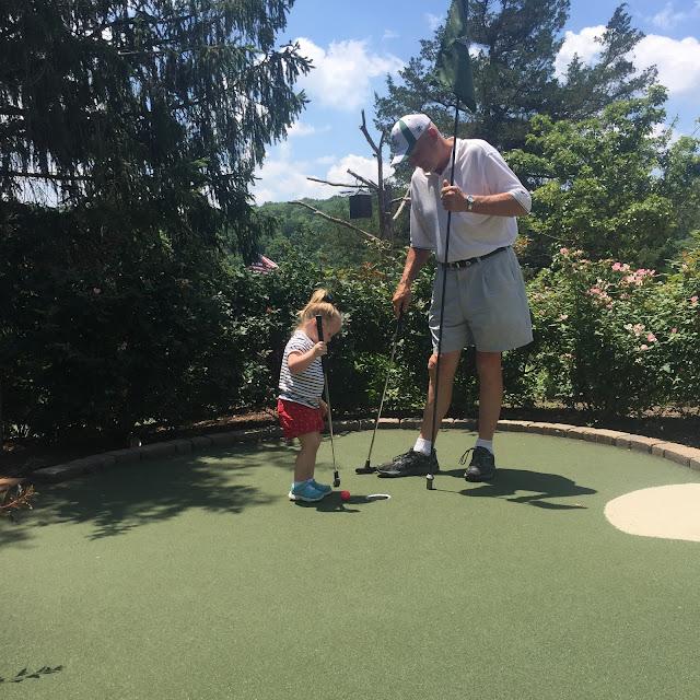 Big Cedar golf