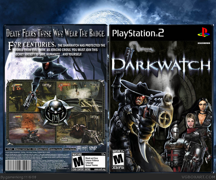 download game darkwatch ps2 full version iso for pc