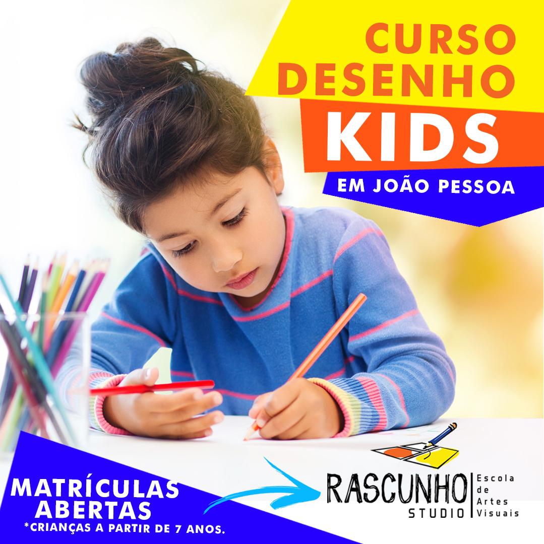 curso de desenho para crianças a partir de 7 anos rascunho studiocurso de desenho para crianças a partir de 7 anos rascunho studio em joão pessoa pb