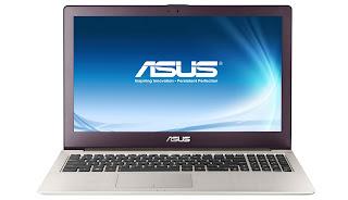 ASUS ZenBook UX51VZ laptop