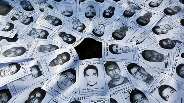 Capos ordenaron desde Chicago desaparecer a los 43 y a otros 17 más