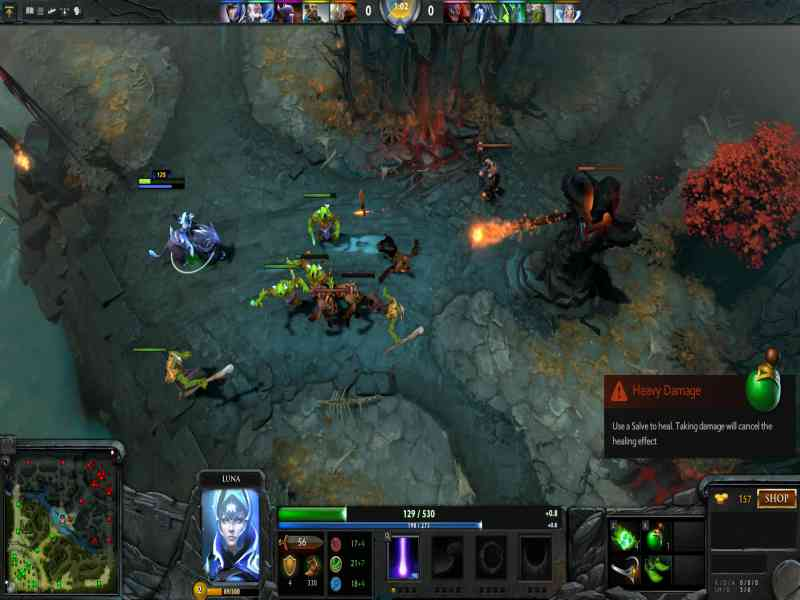 free download game dota 2 pc full version