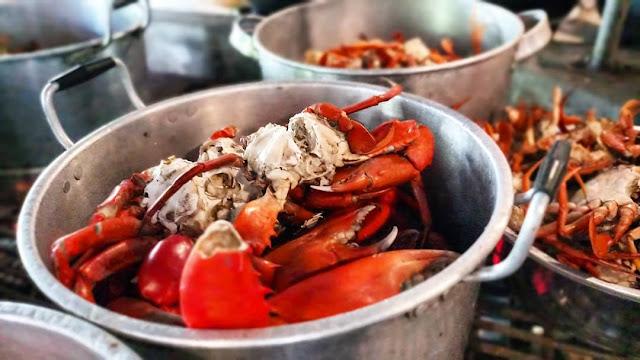 miting lobster pramuka