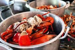 Miting Lobster Pramuka, Kuliner Seafood Murah Meriah