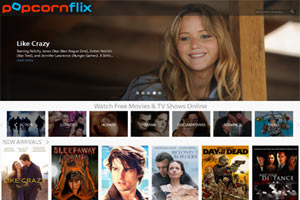 Free online movies on Popcornflix