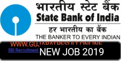SBI Recruitment for 2000 Probationary Officers (PO) Posts 2019 -Gujarat Result Online