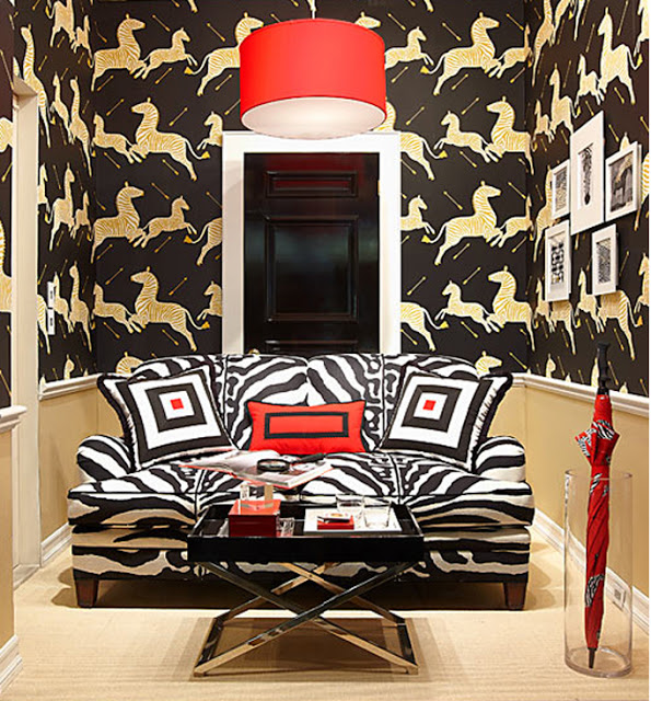 A Roundup Of Scalamandre Zebras The Glam Pad