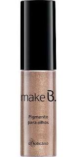 Make B. Modern Asia Pigmento para Olhos Golden Crush