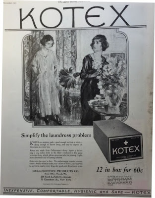 Kotex Laundress