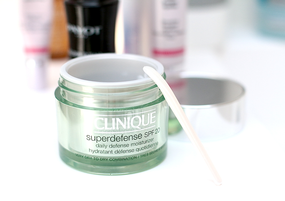clinique superdefense creme visage avis test