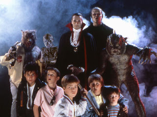 Monster Squad 1987 horror comedy movie