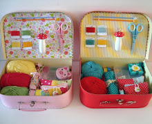 A mousehouse kids crafty suitcase