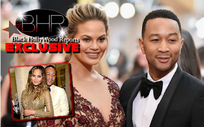 Singer John Legend And Wife Chrissy Teigen Welcomes A Baby Girl Into The World