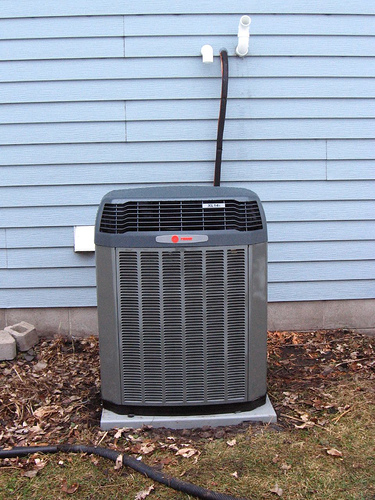 Central Air Conditioner Parts: A Breakdown of How the