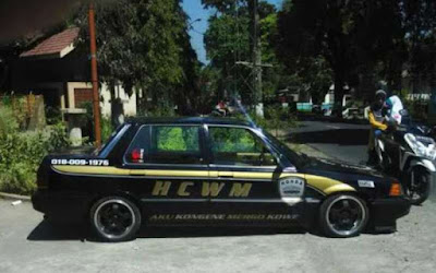 Civic Wonder 86 Jateng