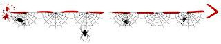 Resultado de imagen de separador halloween