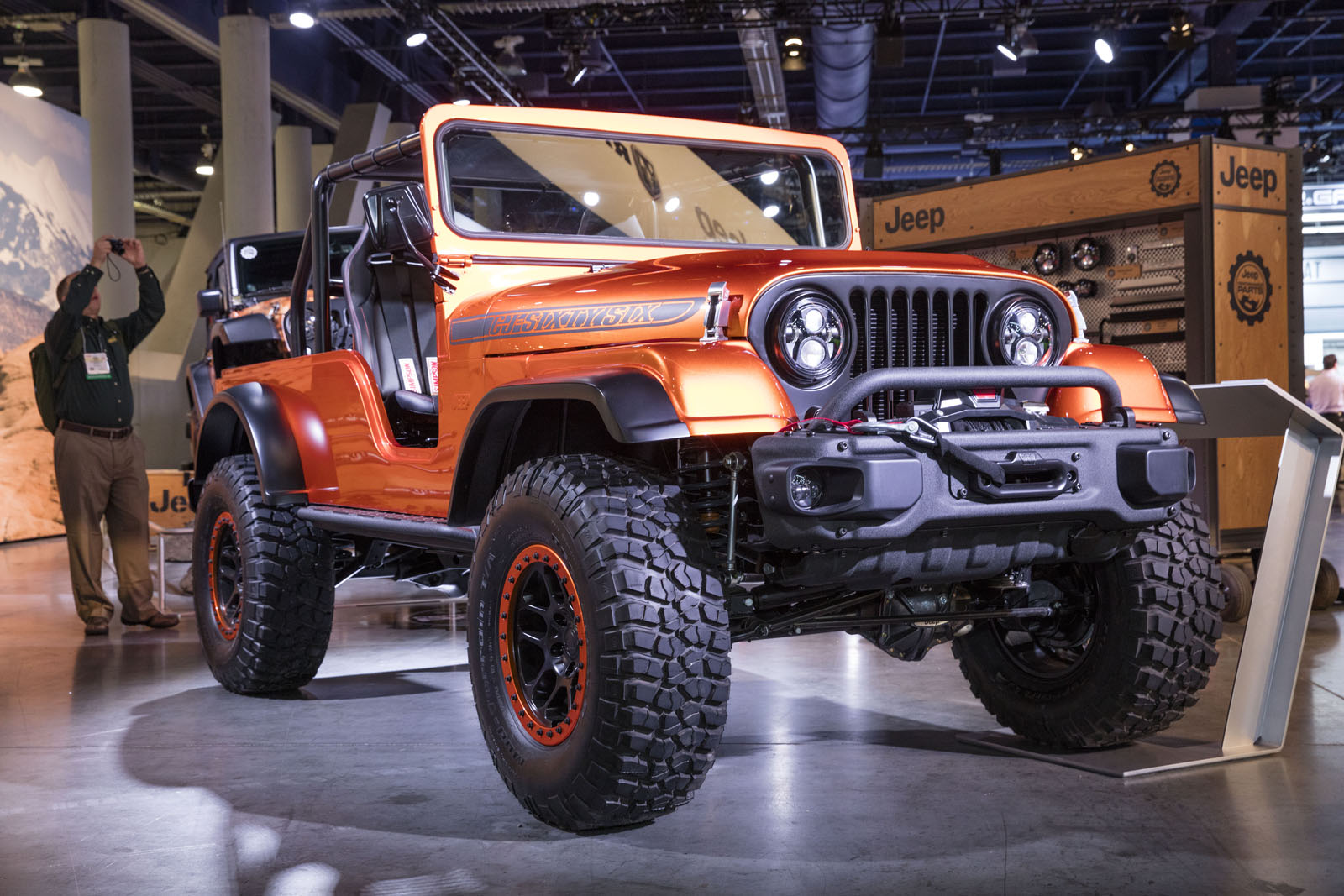 Best Tires For Jeep Wrangler >> Mopar's New Hemi Crate Engine Kit Opens Up A World Of ...