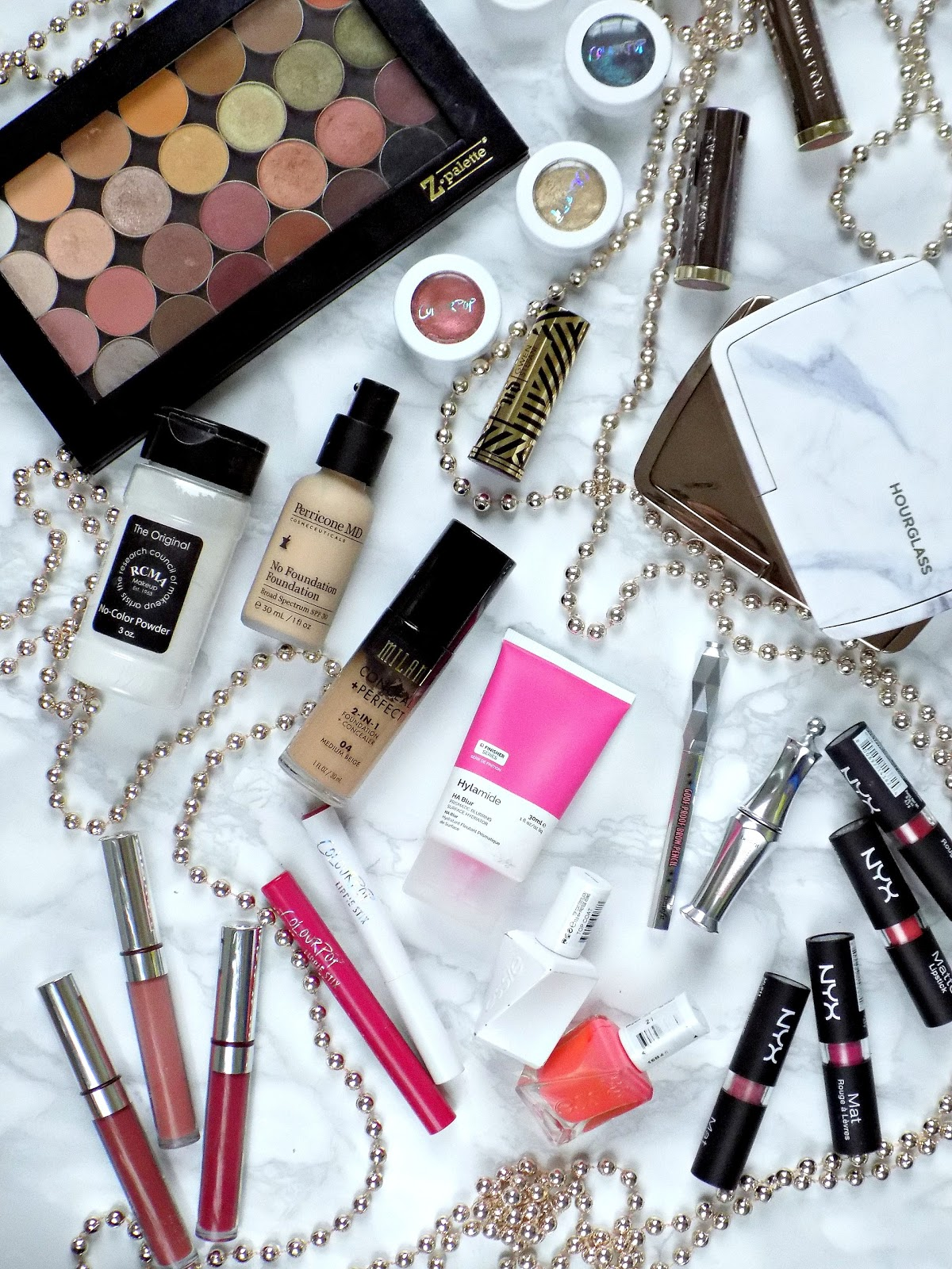 My favourite beauty discoveries of 2016 - makeup
