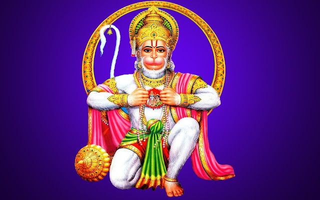 Best God Hanuman HD Wallpaper For Desktop