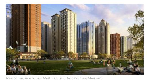 Tertarik membeli apartemen Meikarta? Baca dulu 8 Pro Kontranya ini