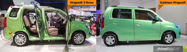 Maruti Wagon R 7 Seater MPV Specifications