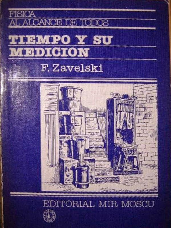El tiempo y su medición – F. Zavelski