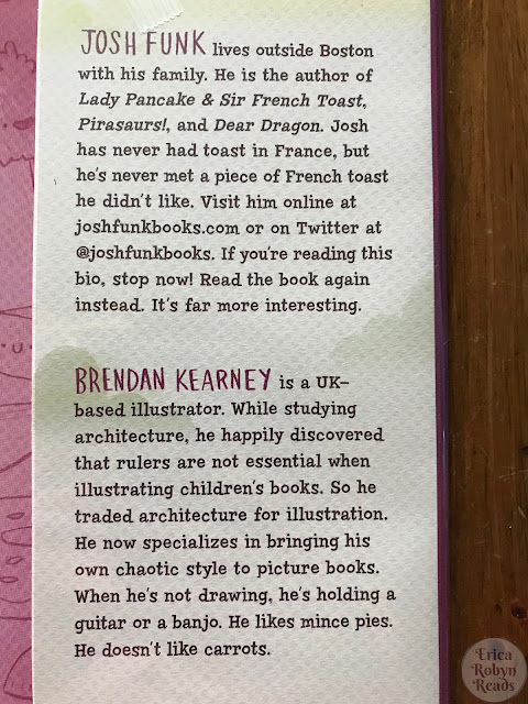 Josh Funk and Brendan Kearney author bios