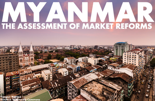 FEATURED | Myanmar : The Assessment of Market Reforms