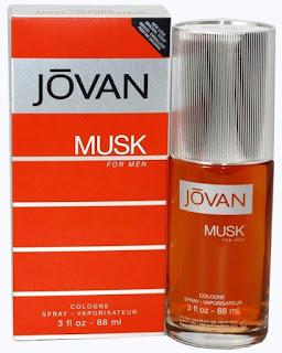 Jovan Musk M 88ml Spray