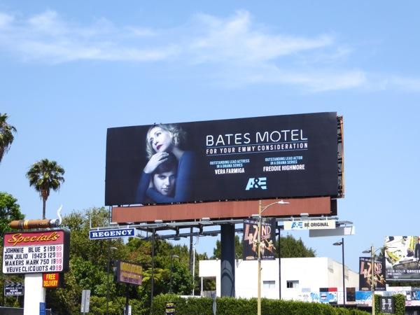 Bates Motel 2016 Emmy consideration billboard