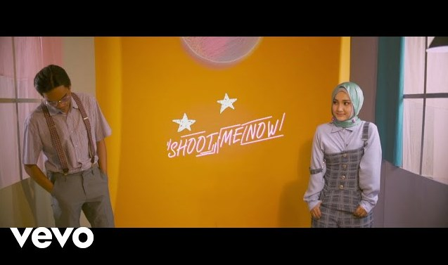 Video Clip Shoot Me Now Fatin Akhirnya Dirilis Di YouTube