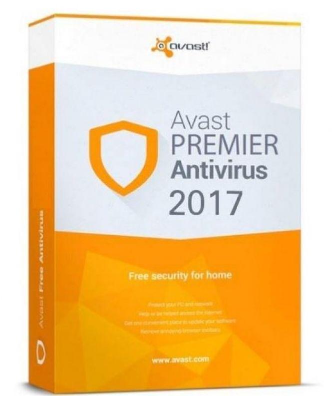 Avast Premier 2017 License Key Full Version