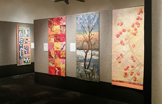 SAQA's Seasonal Palette at the Gerald R. Ford Museum
