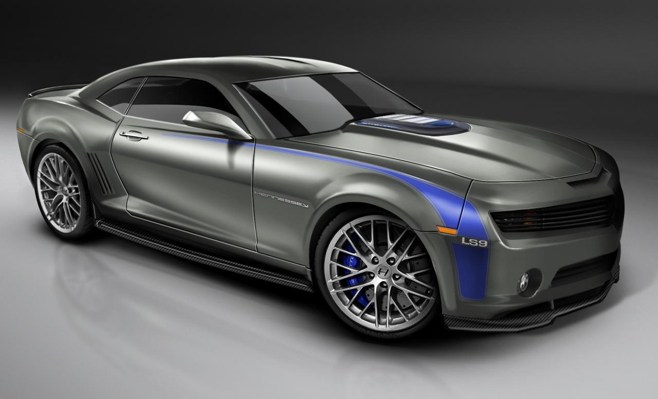 WallpapersKu: Car Wallpapers : Chevrolet Camaro