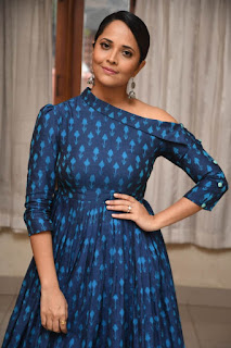 anasuya at avakusa trailer launch 10