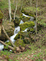 Водопады каньона Биюк-Узенбаш