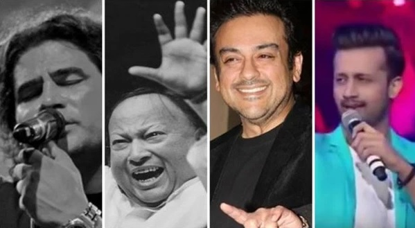 pakistani femous singers in bollywood