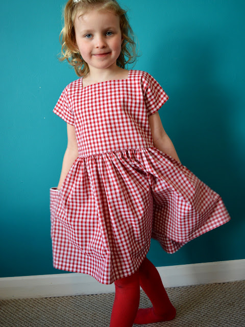 Kid's Dulcie Dress