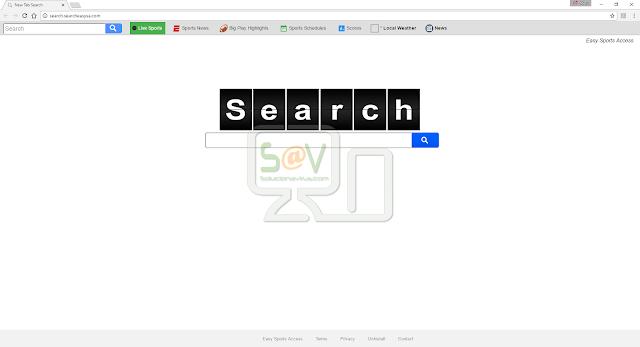 Search.searcheasysa.com (Hijacker)