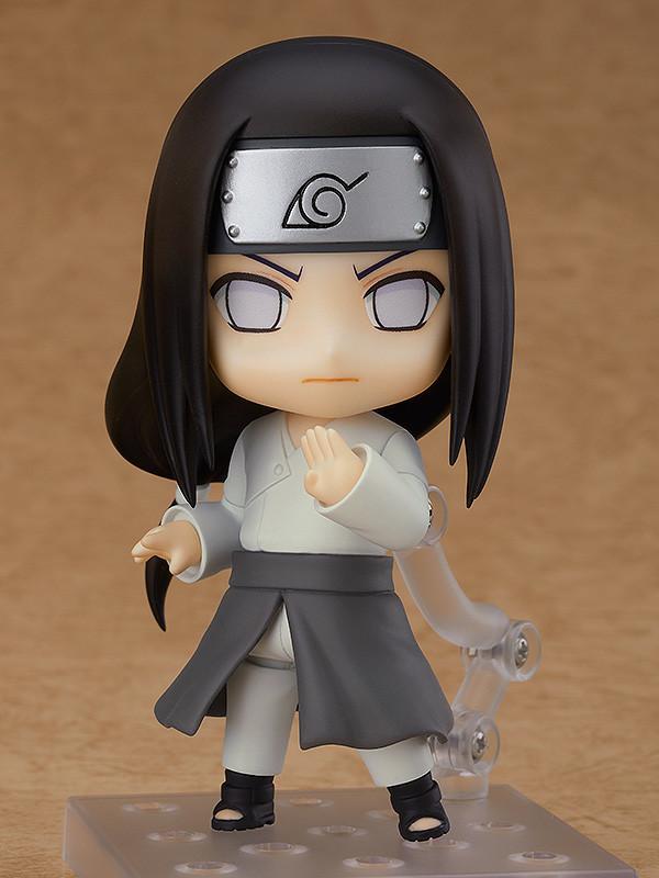 Figuras: Nendoroid Neji Hyuga de Naruto Shippuden - Good Smile Company