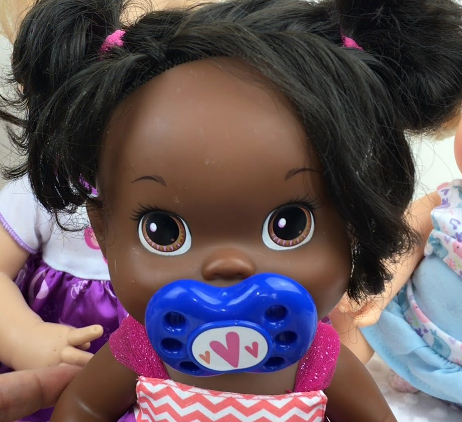Fun With Baby Alive