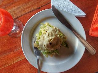 Mooon Cafe Cebu Chimichanga
