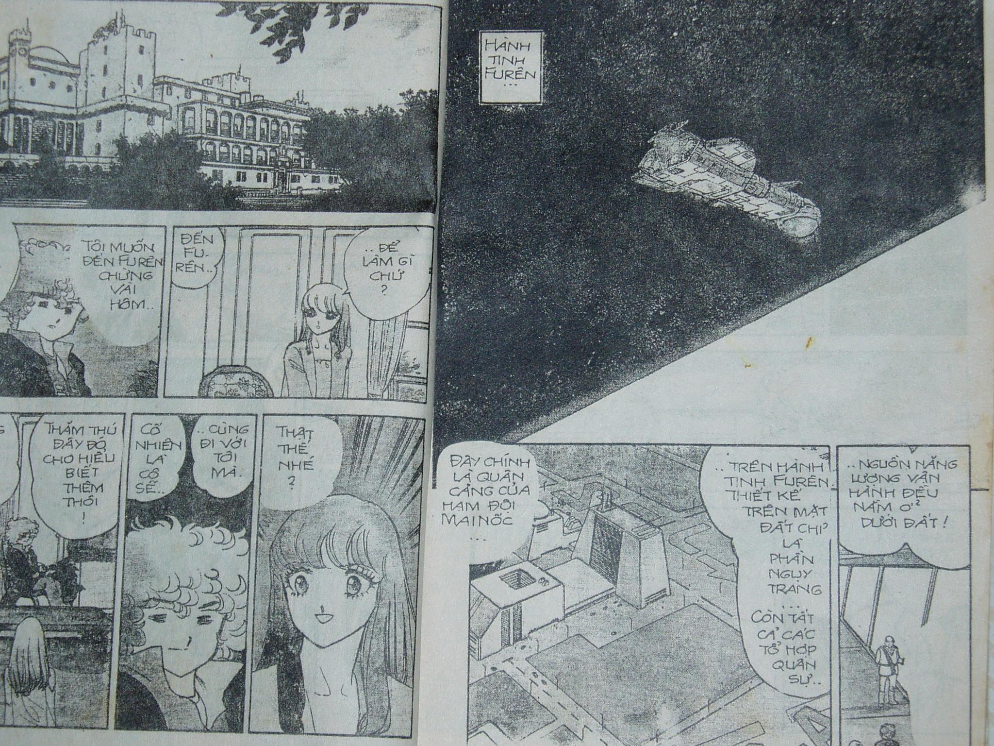 Siêu nhân Locke vol 13 trang 4