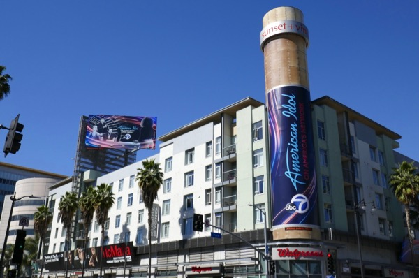 American Idol season 16 ABC billboard