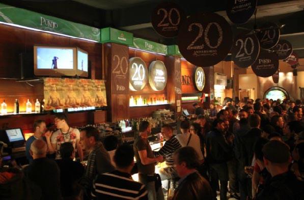 Bar Punto BCN em Barcelona