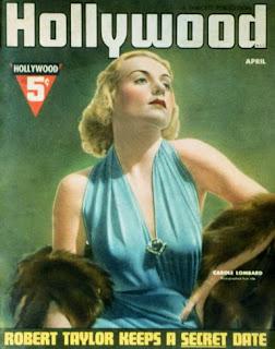 Carole Lombard Magazine