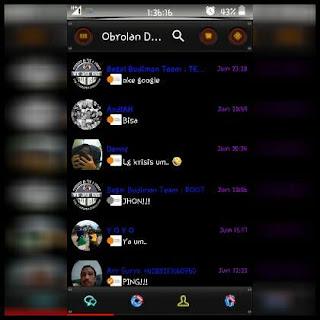 Droid Chat! v9.5.13 Transparent Opacity v2.13.1.13 Apk