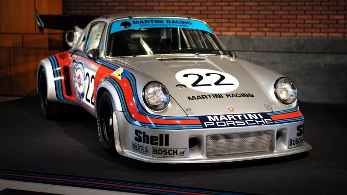 Wallpaper: Porsche RSR Turbo (1974)