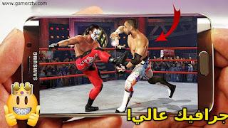 تحميل لعبة المصارعة TNA Impact بدون فك الضغط (56 ميجا فقط!)