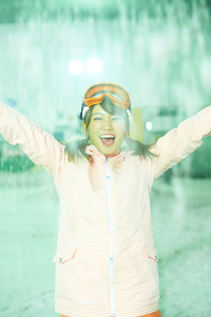 Hisamatsu Ikumi 久松郁実 SNOW ROMANCE Images 14